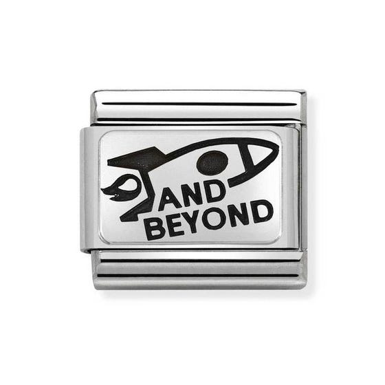 Classic Silver And Beyond Charm