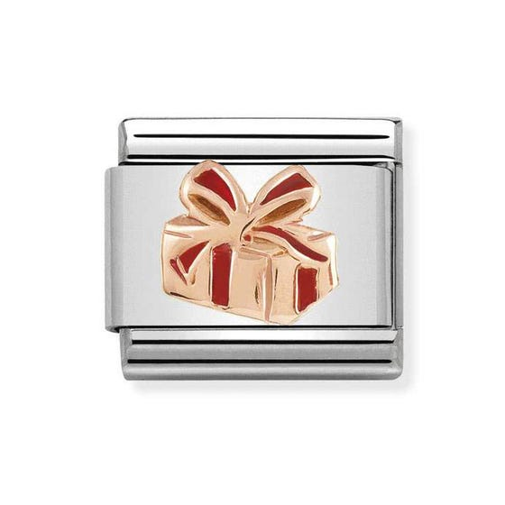 Classic Rose Gold Gift Charm