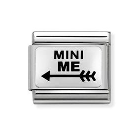 Classic Silver Mini Me Arrow Charm
