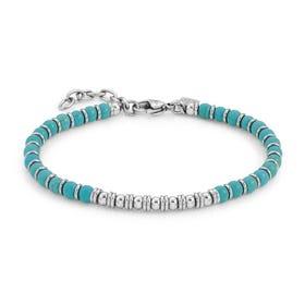 Instinct Turquoise Bead Bracelet