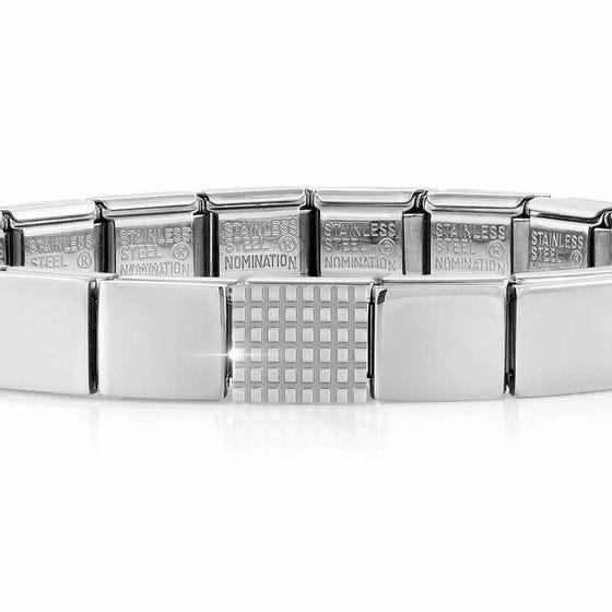 GLAM Small Grid Bracelet