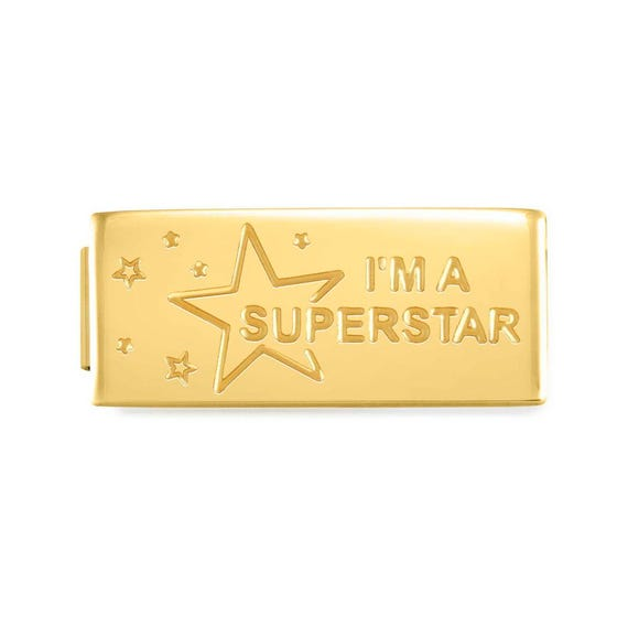 GLAM Gold Superstar Double Charm