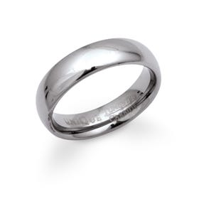 Tungsten 6mm Ring