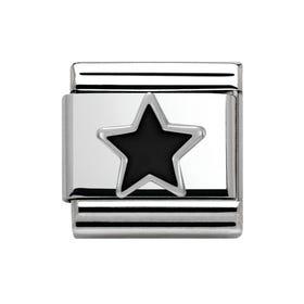 Black Star Classic Charm