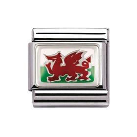 Wales Flag Classic Charm