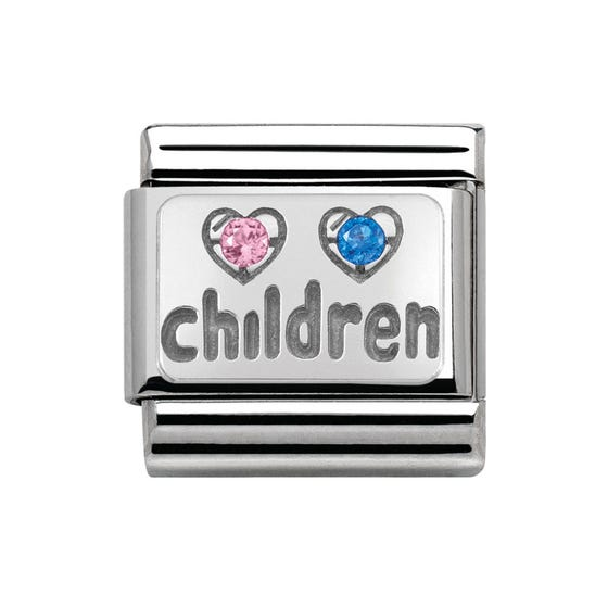 My Family Children Classic Charm
