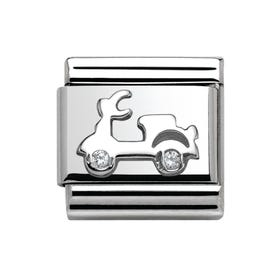 Around the World Scooter Classic Charm