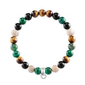 Amazonian Bead Bracelet