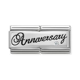 Classic Anniversary Double Charm