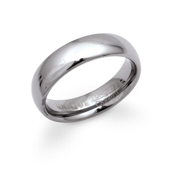 Tungsten 6mm Ring