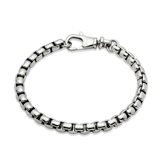 Stainless Steel Chain Bracelet