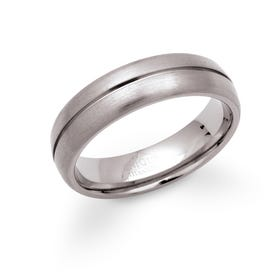 Titanium 6mm Ring TR-2
