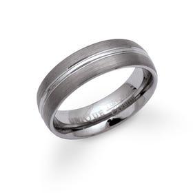 Tungsten 7mm Ring