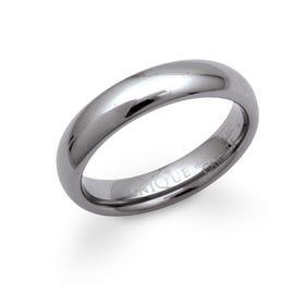 Tungsten 5mm Ring