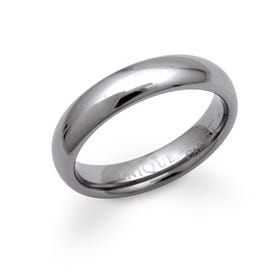 Tungsten 5mm Ring