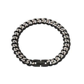 Stainless Steel Antique Black Bracelet