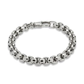 Stainless Steel Heavy Weight Belcher Bracelet