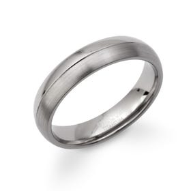 Titanium 5mm Ring