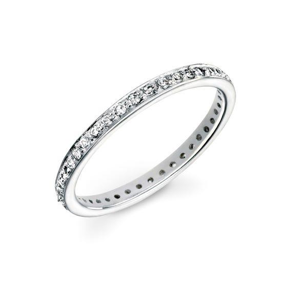 Hera Full Eternity Ring