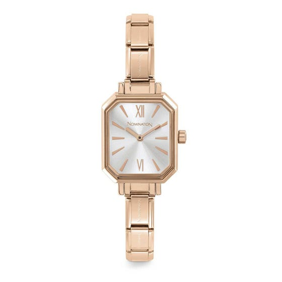 Classic Paris Rose Gold Plated Watch