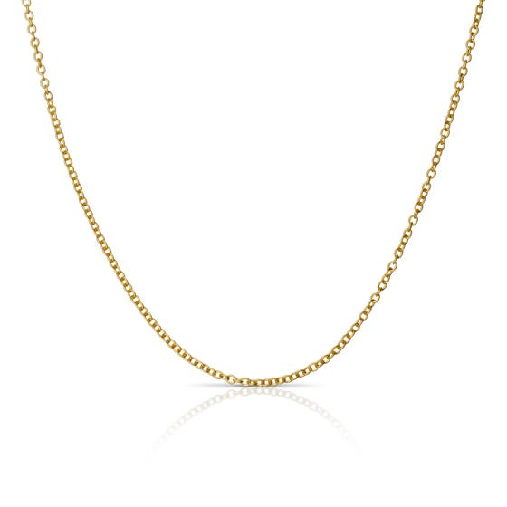 9ct Gold Trace Chain