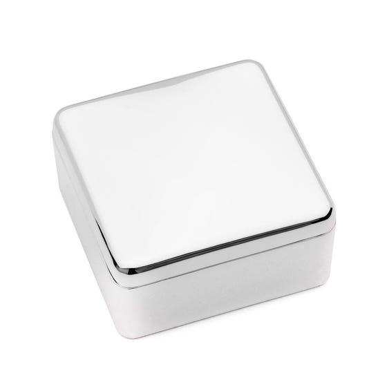 Square Jewellery Box