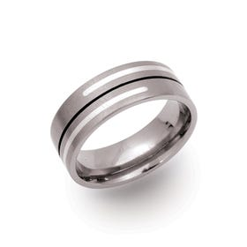 Titanium Ring 8mm