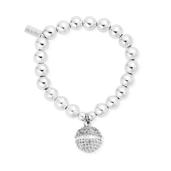 Silver Medium Ball Dreamball Bracelet