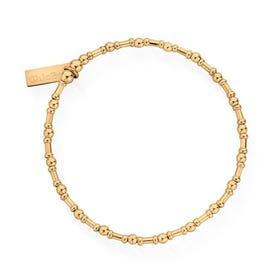Gold Plated Rhythm Of Water Bracelet