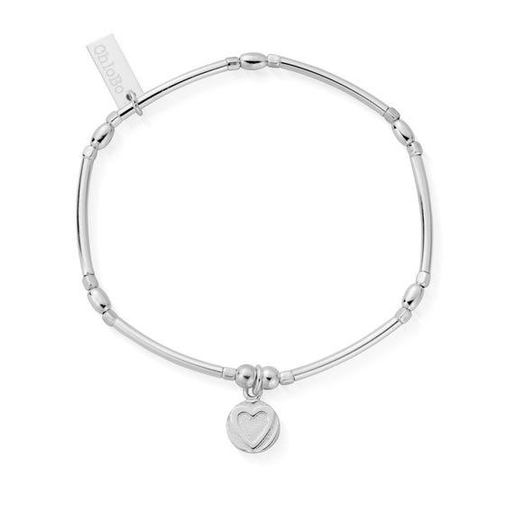 Silver Self Love Bracelet