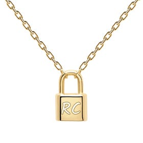 Gold Plated Bond Necklace