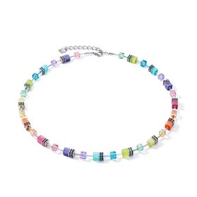 Classic GEOCUBE Necklace Fresh Rainbow
