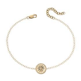 9ct Gold Wellness Bracelet