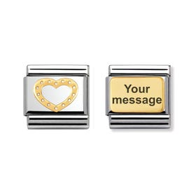 My Heart is Yours Charm Set