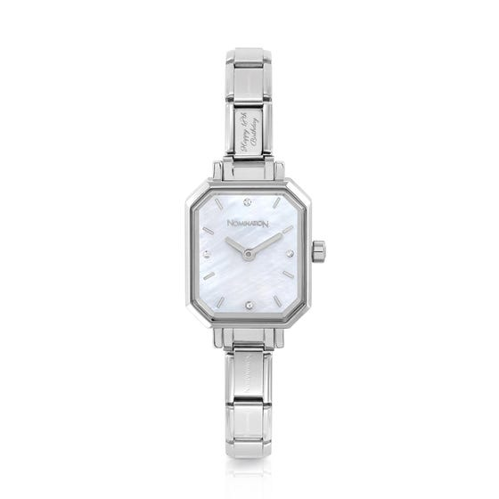 Classic Paris Mother of Pearl Dial 18th Birthday Watch