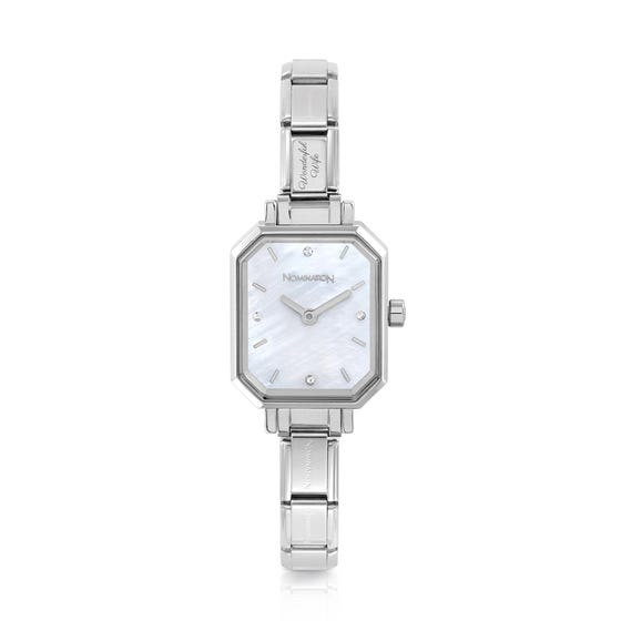 Classic Paris Mother of Pearl Dial Wonderful Wife Watch