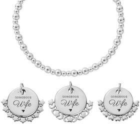 Silver Gorgeous Wife Didi Bracelet
