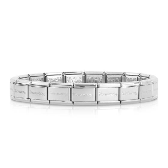 Classic Stainless Steel Starter Bracelet