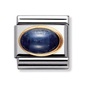 Sapphire September Birthstone Classic Charm