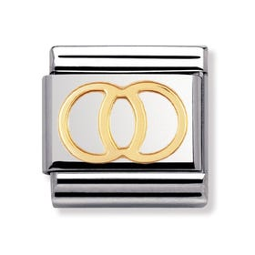 18ct Gold Wedding Rings Classic Charm