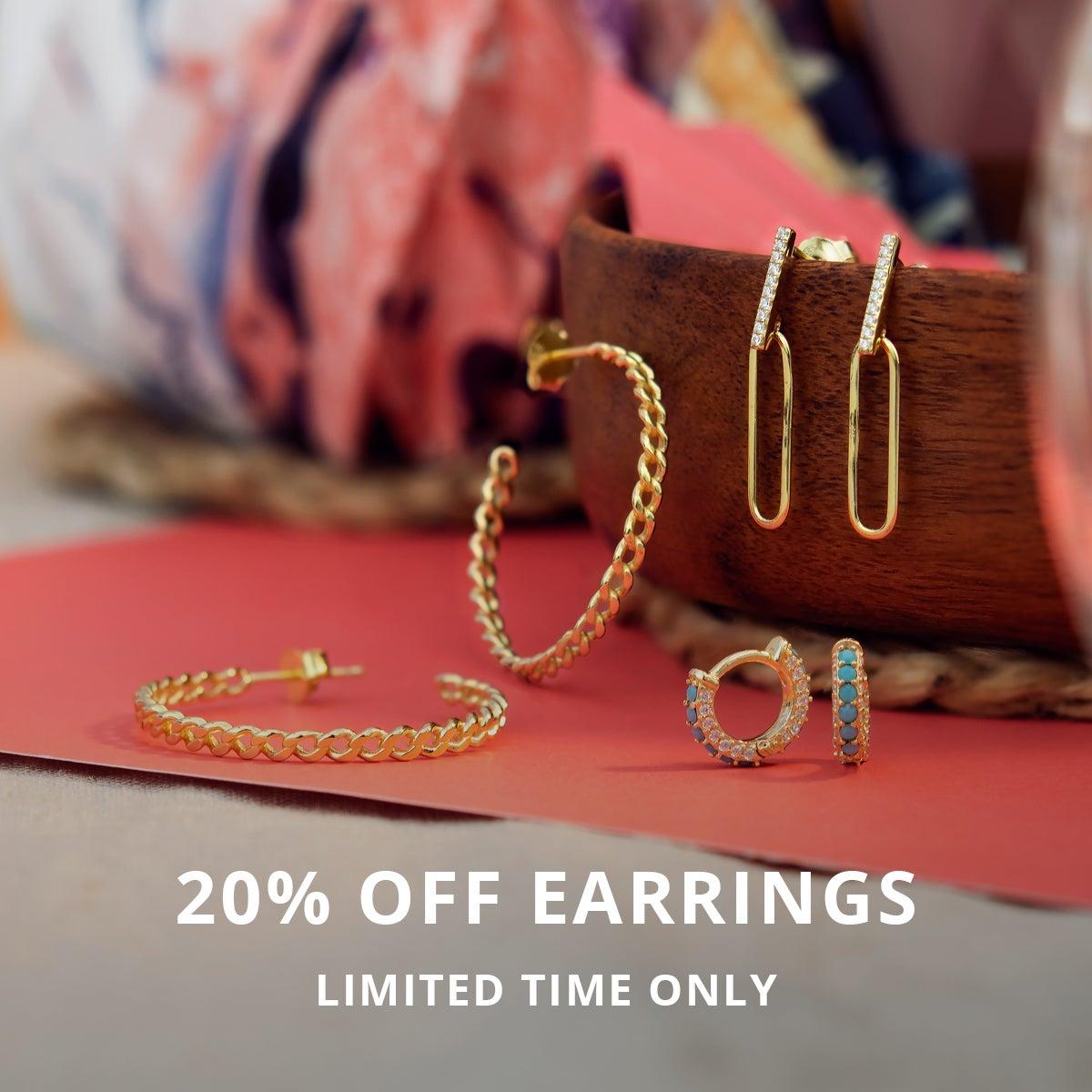 JG Earring Offer