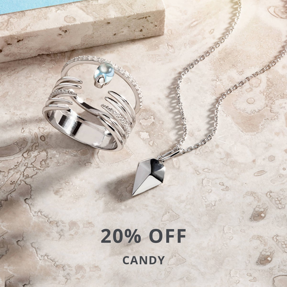20% Off CANDY