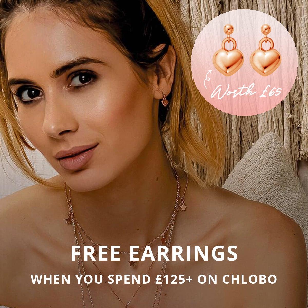 Free Earrings GWP
