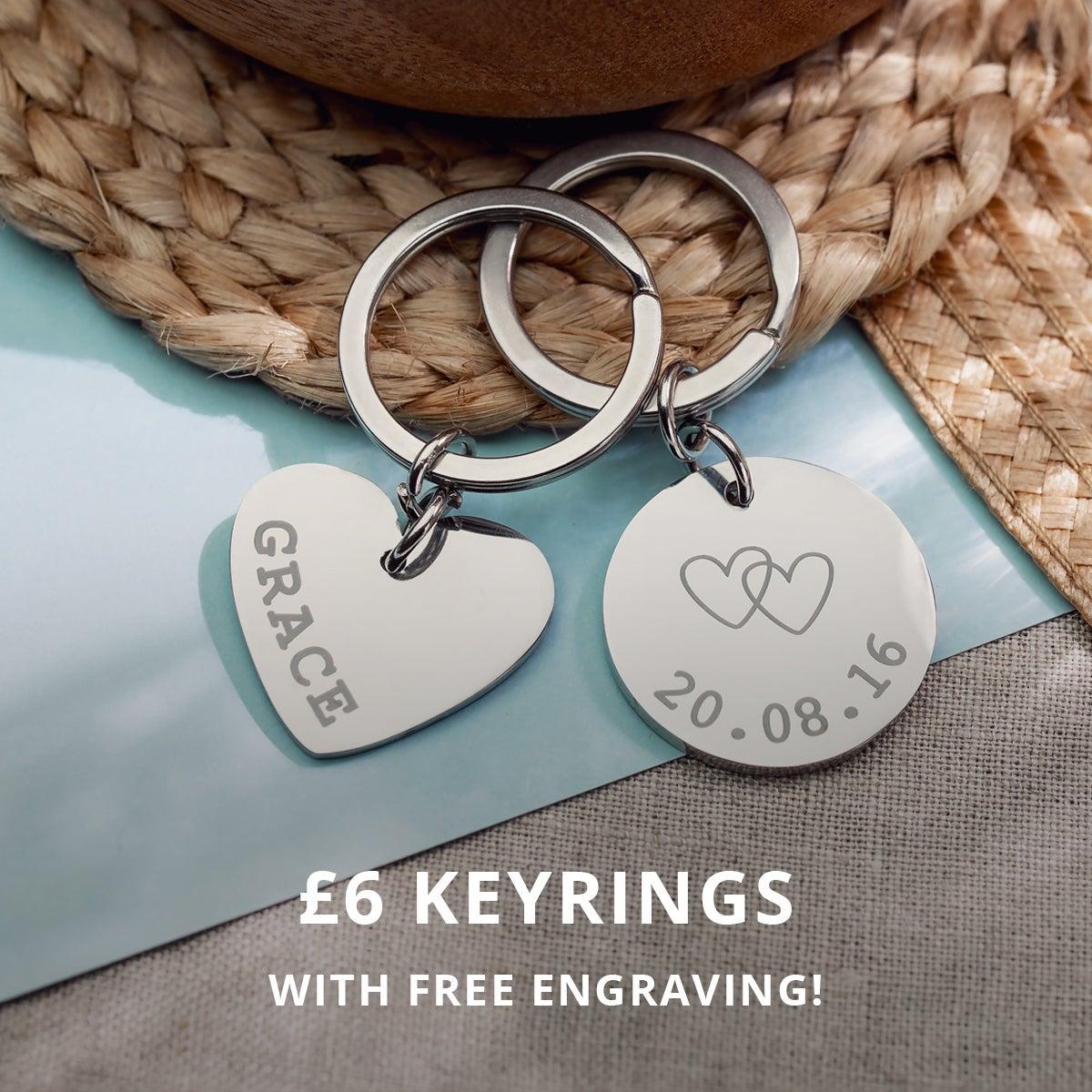 JG Keyring Offer