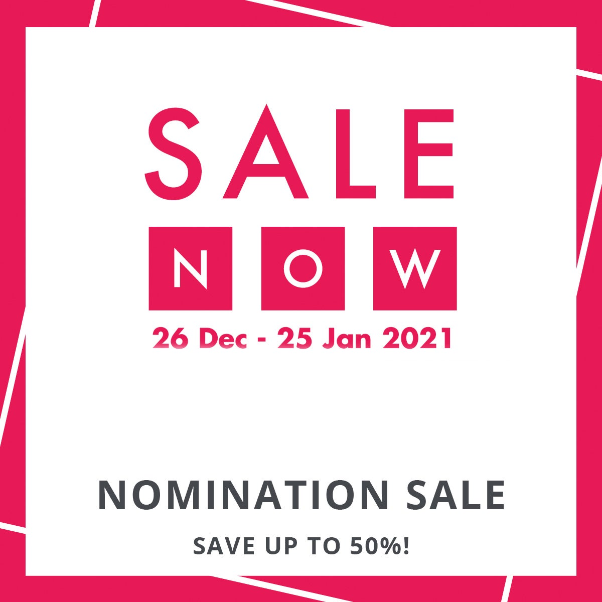 Nomination SALE