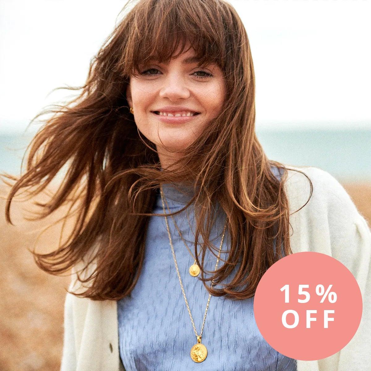 15% OFF Rachel Jackson London