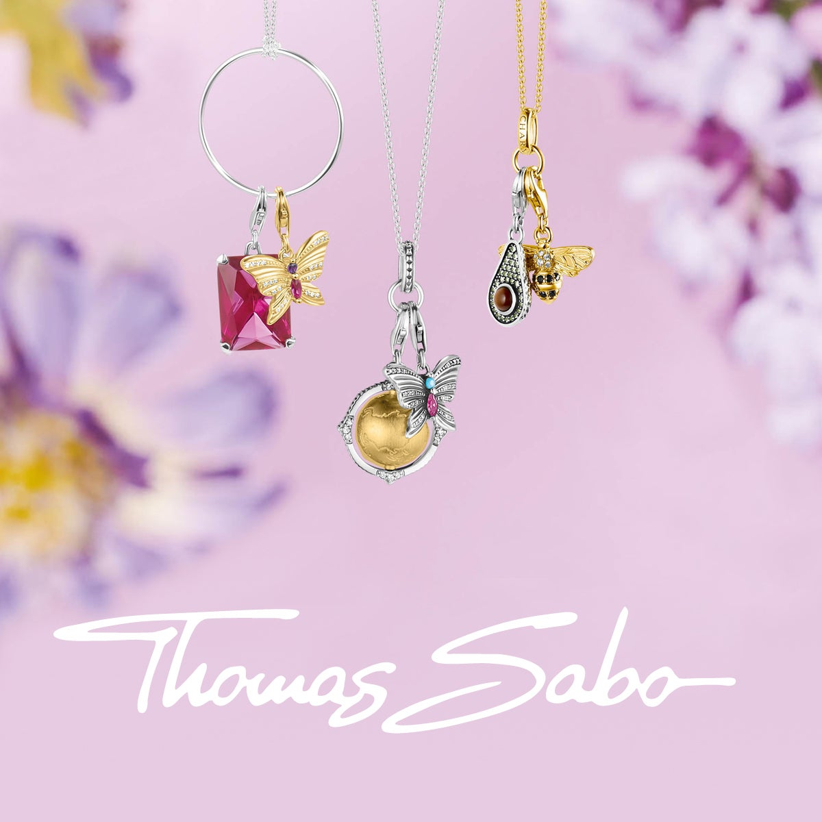 Free Delivery on all Thomas Sabo