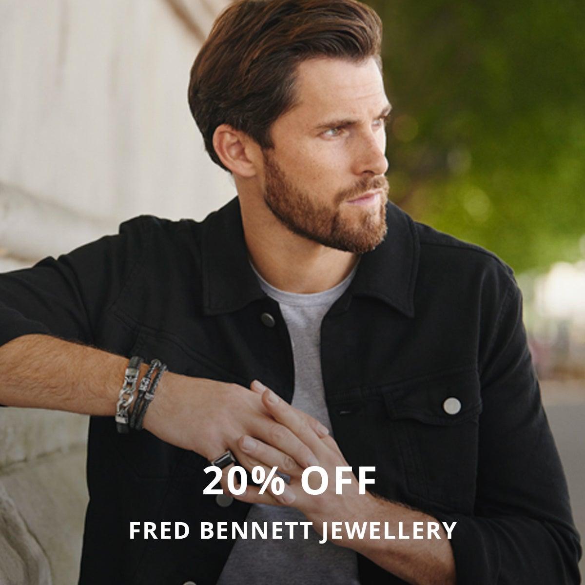 20 Off Fred Bennett