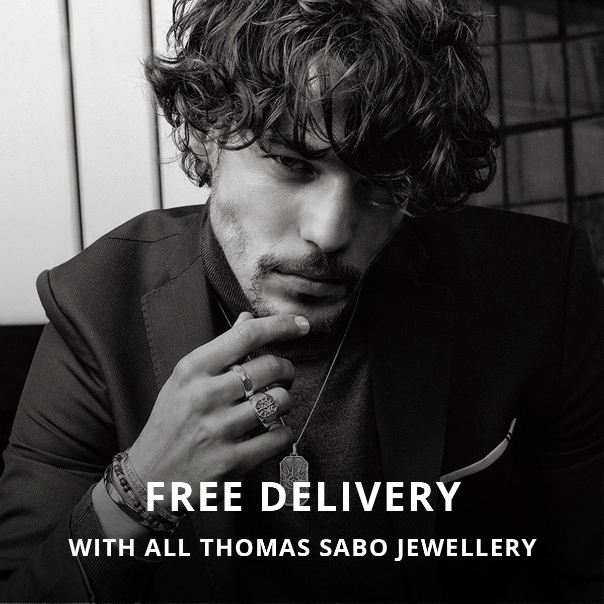 Free Delivery Thomas Sabo
