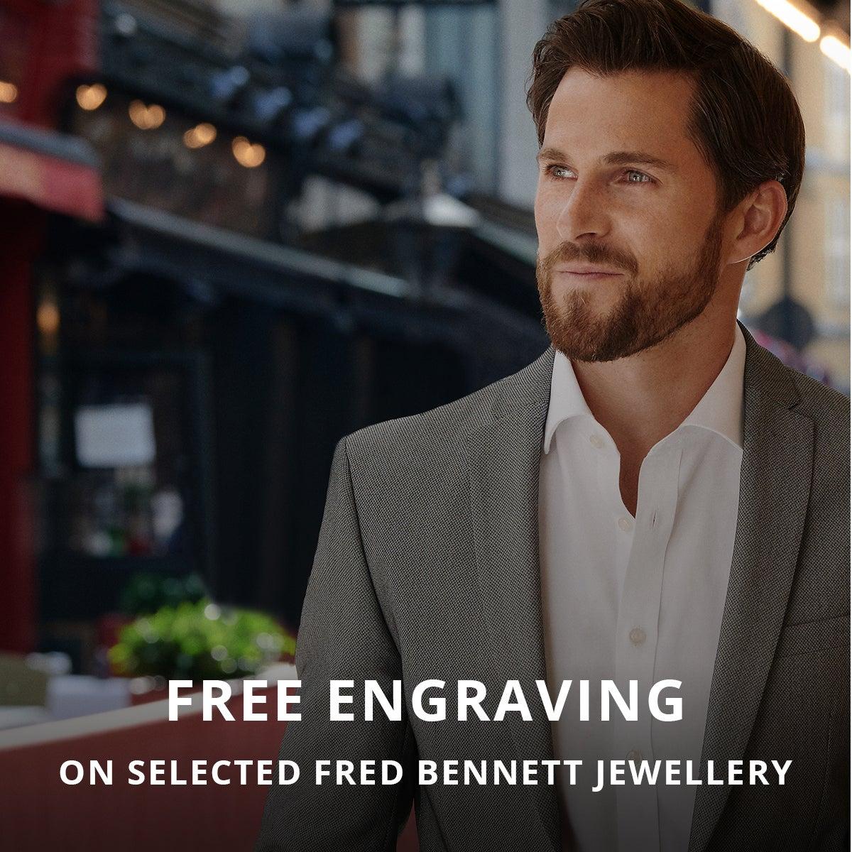 Free Engraving Fred Bennett